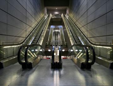 escaliers mecaniques orona algerie